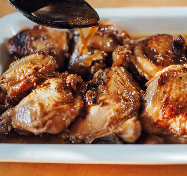 Instant Pot Smart – Chicken Adobo