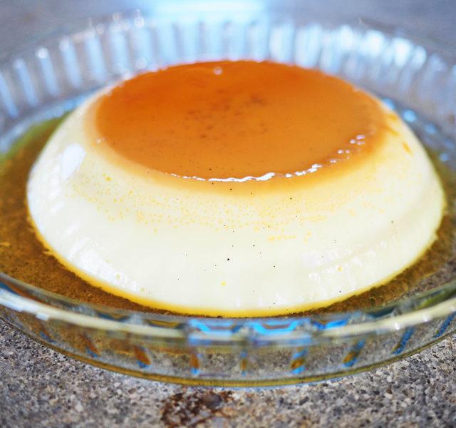 Instant Pot Crème Caramel